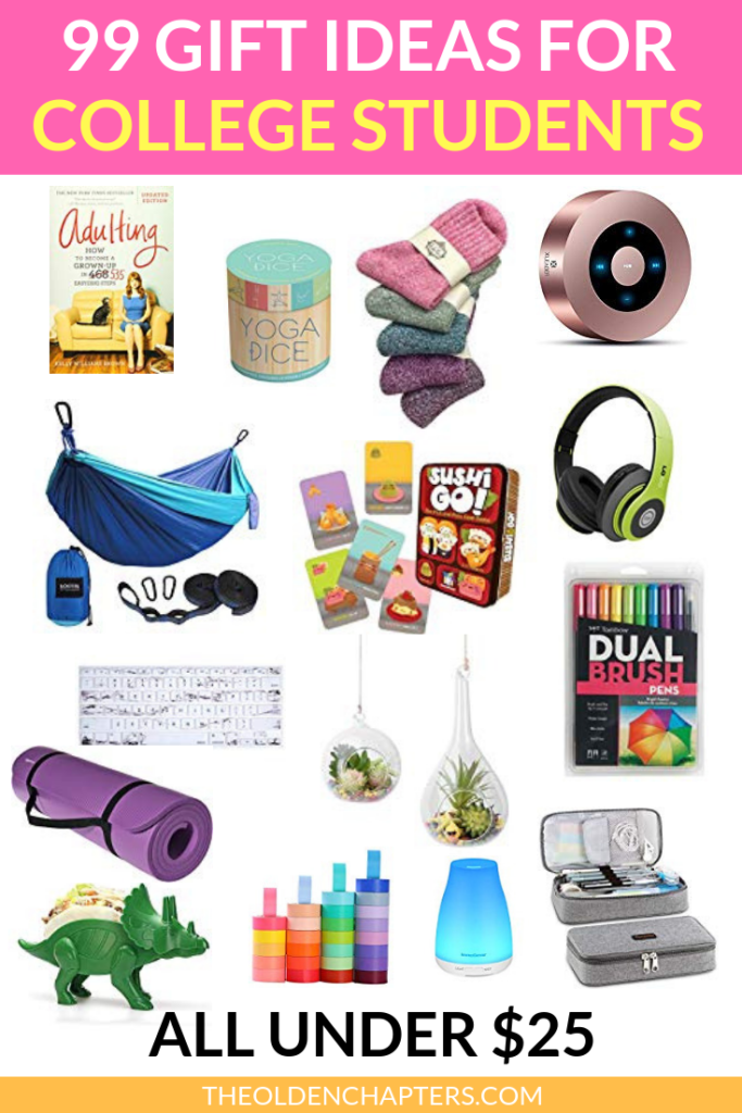 99 Unforgettable Gift Ideas Under 25 The Olden Chapters